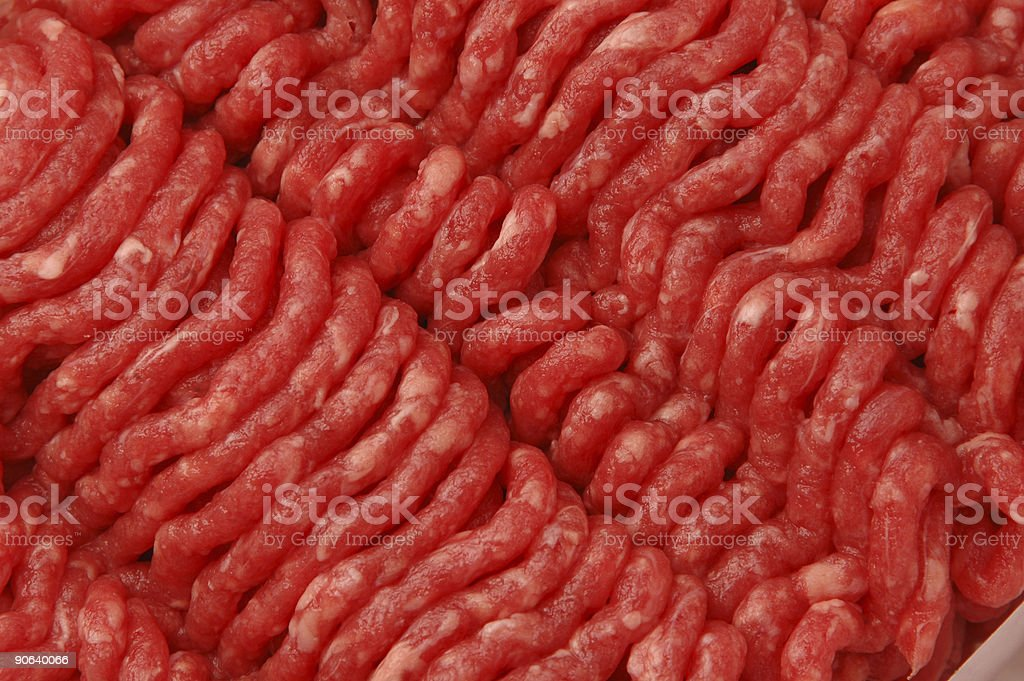 ground beef 749 royalty-free stock photo