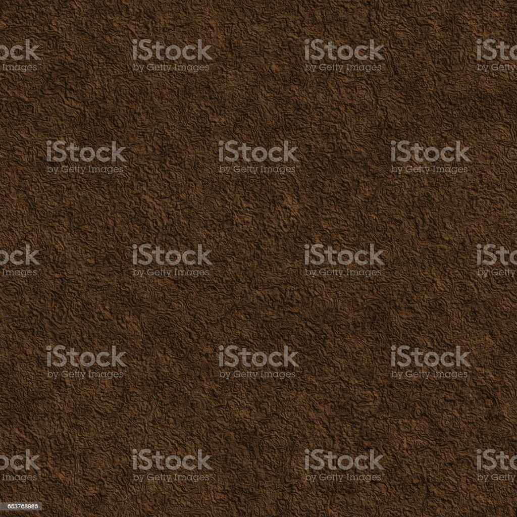 Ground texture generated. Seamless pattern. stock photo