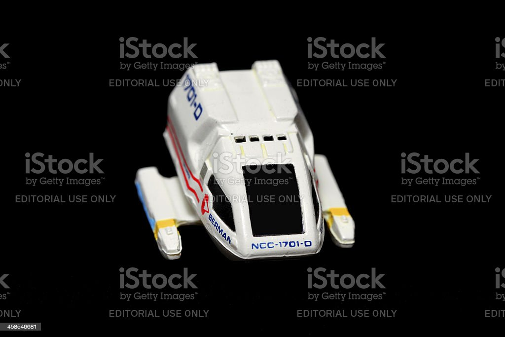 Grounded Shuttle royalty-free stock photo