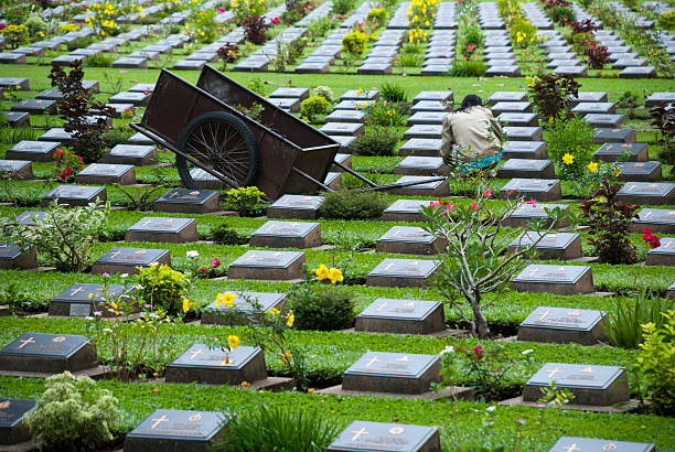 cemetery grounds keeper pictures images and stock photos istock