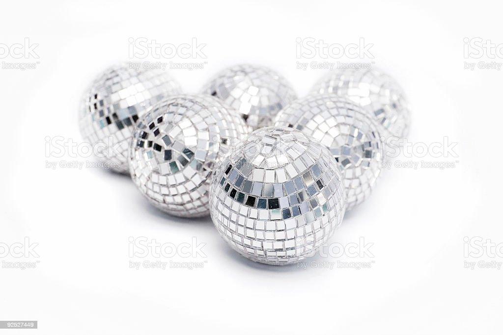 Group disco II royalty-free stock photo