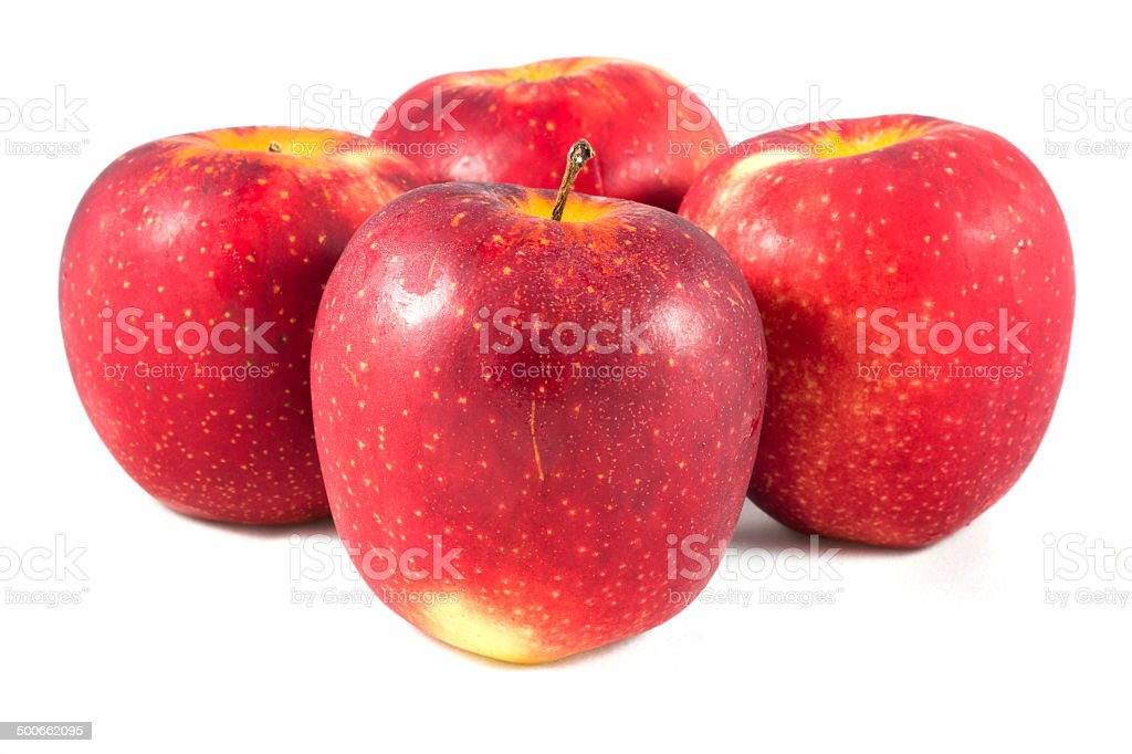 Group of apple royalty-free stock photo