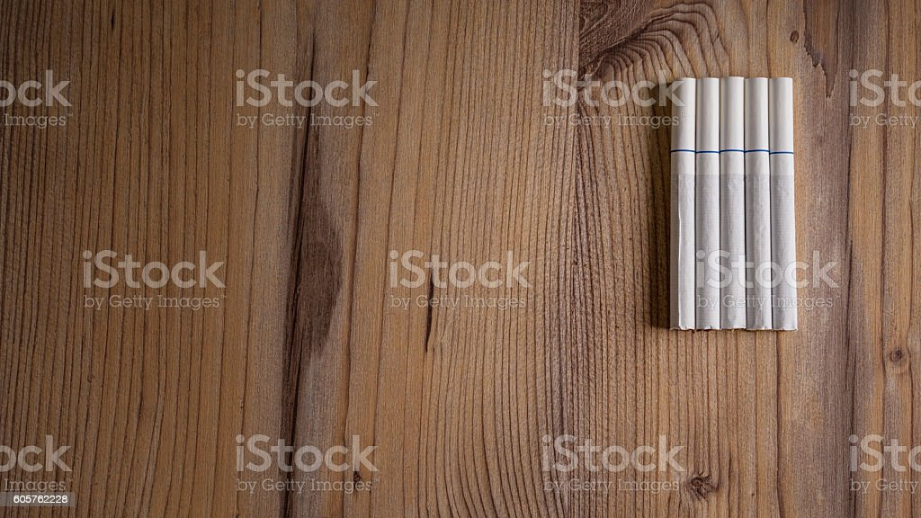 Group of Cigarette stock photo