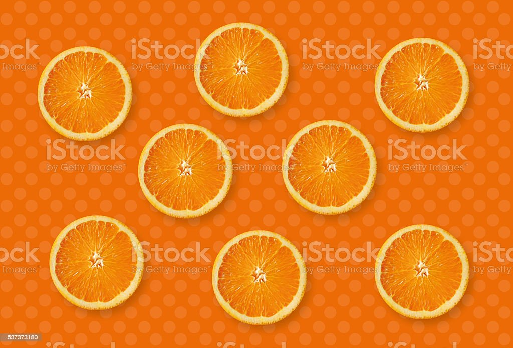 Group of oranges on background stock photo