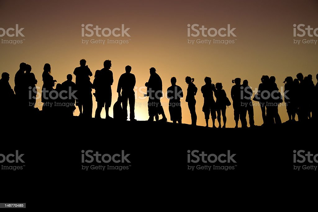 Group of people - Diversity stock photo