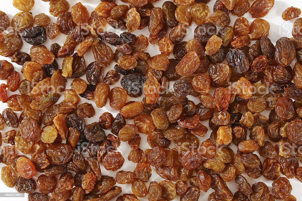 Group of raisins royalty-free stock photo
