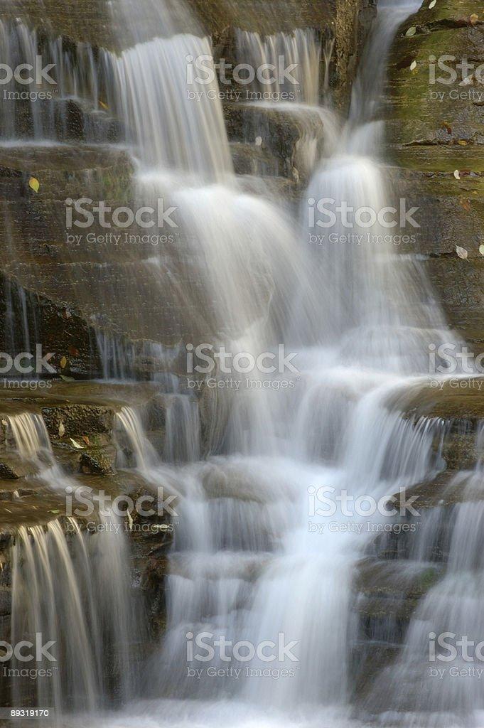 Group of Waterfalls stock photo