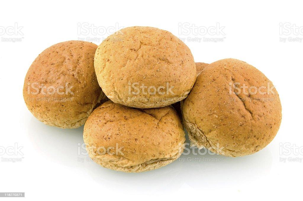 Groupe op brown pains photo libre de droits