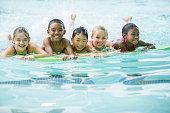Group Swim Practice