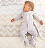 Growing babies need plenty of sleep