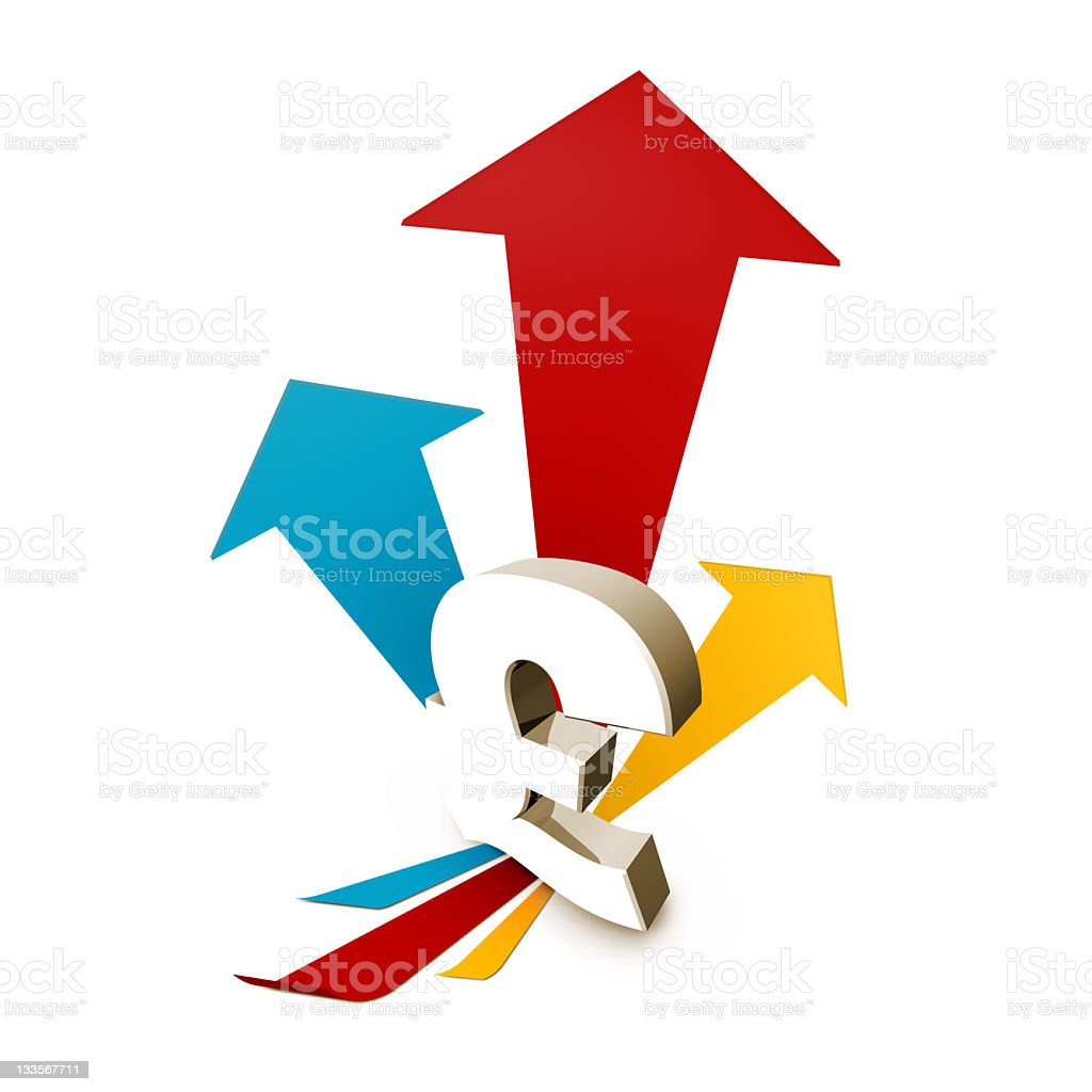 Growth & Success royalty-free stock photo