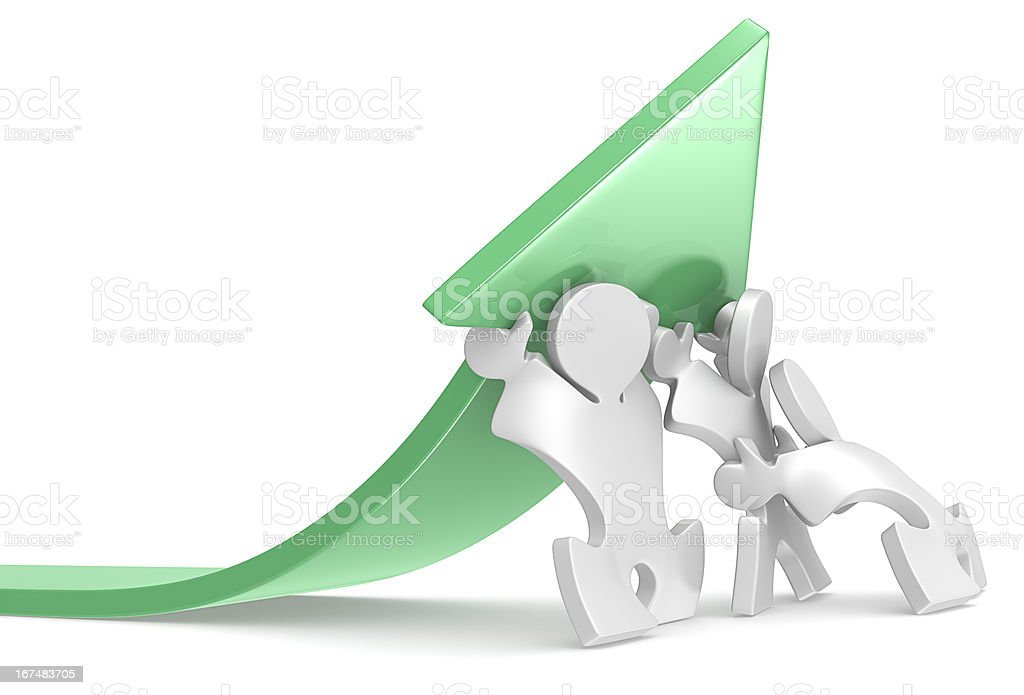 Growth. royalty-free stock photo