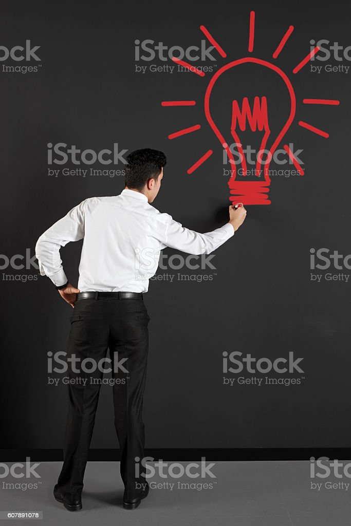 Growth strategies stock photo