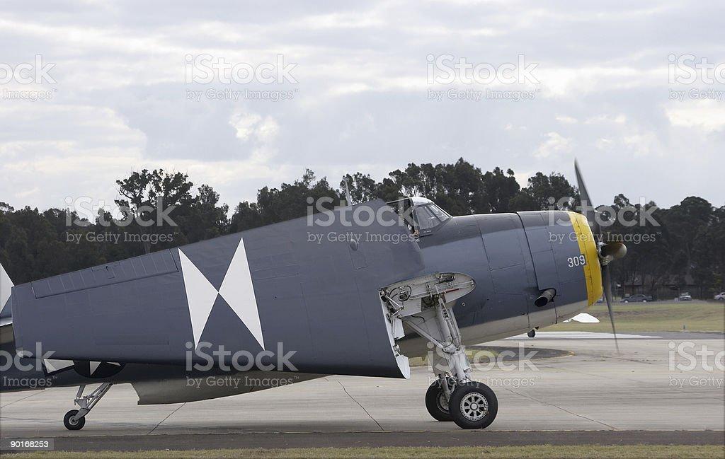 Grumman TBM-3R Avenger stock photo