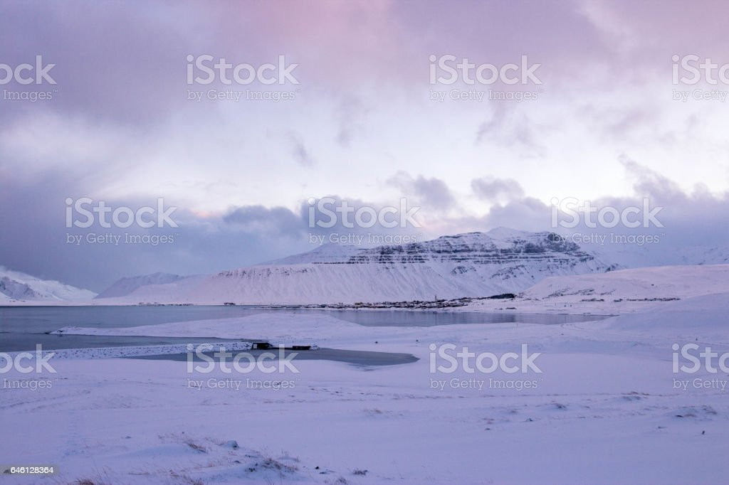 Grundarfjordur, Iceland stock photo