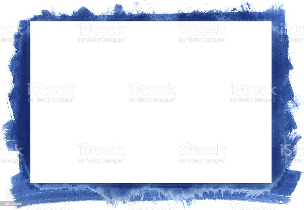 Grunge abstract frame royalty-free stock photo