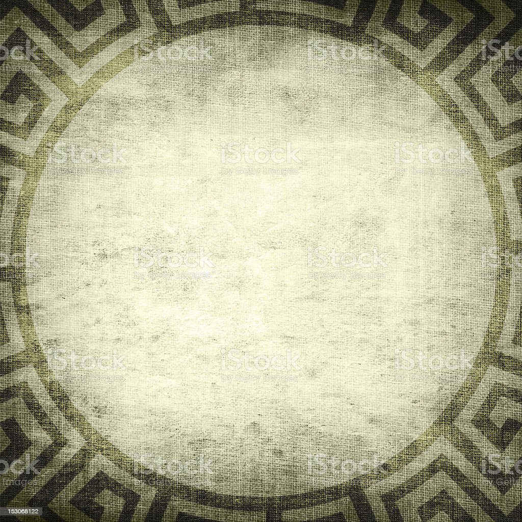 Grunge ancient frame texture royalty-free stock photo