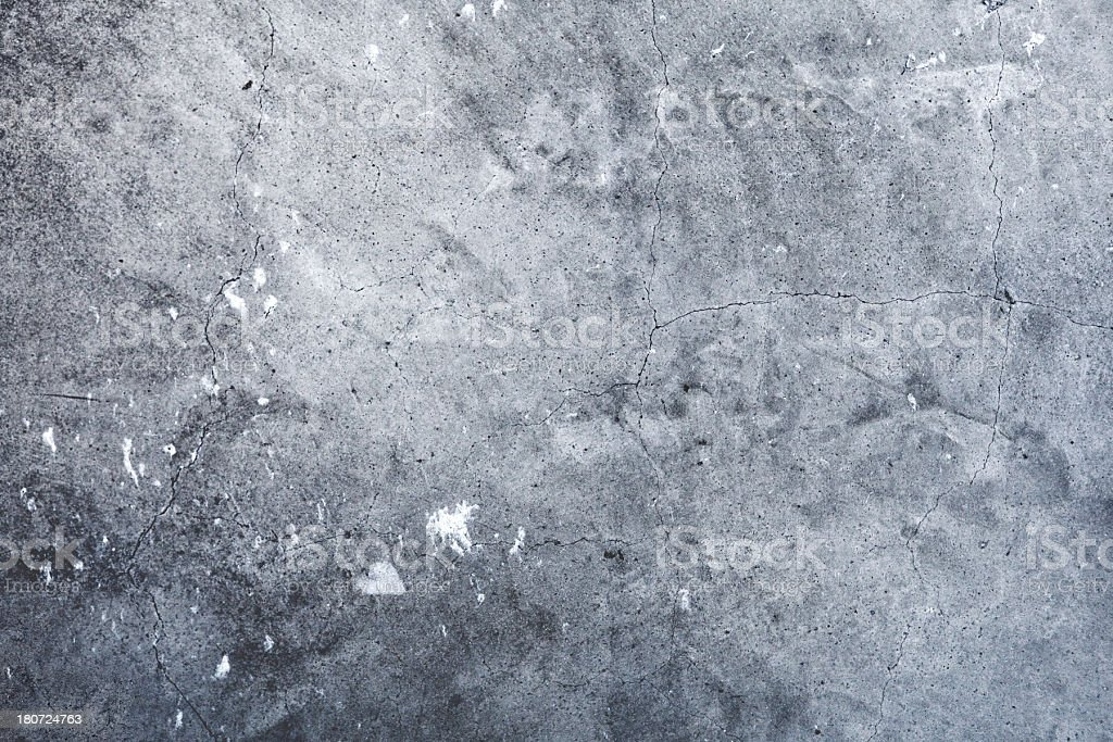 Grunge Background: Cement royalty-free stock photo