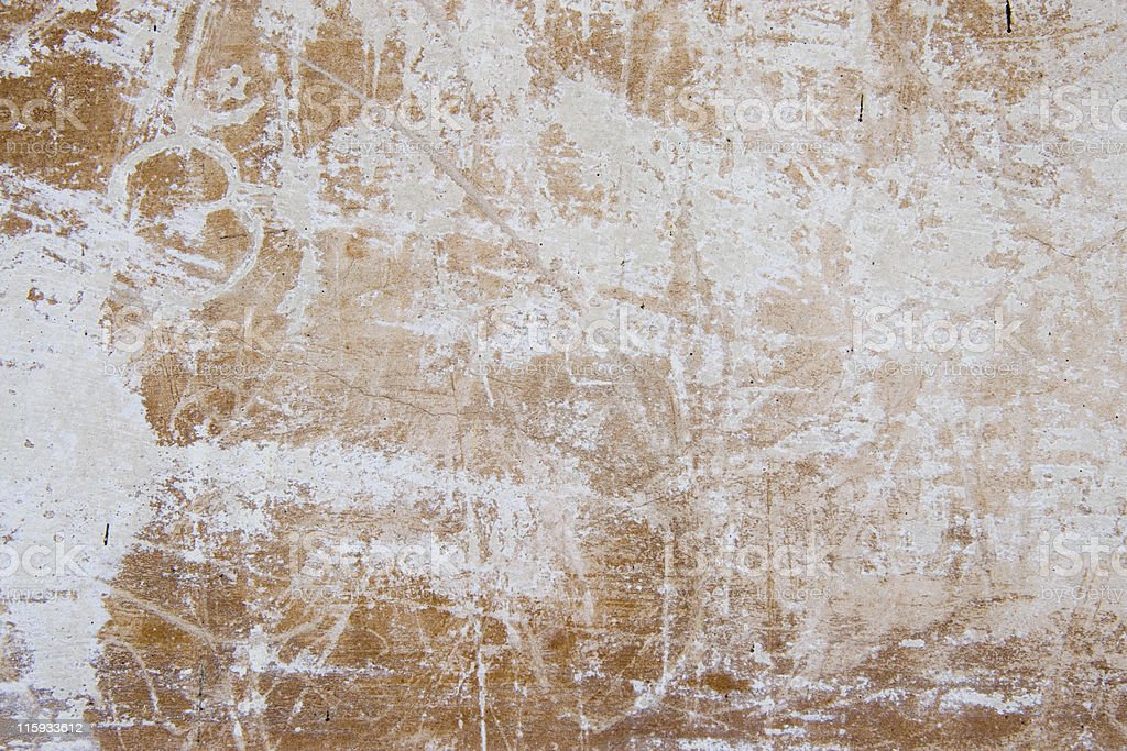 Grunge Background or Texture - Scratches royalty-free stock photo