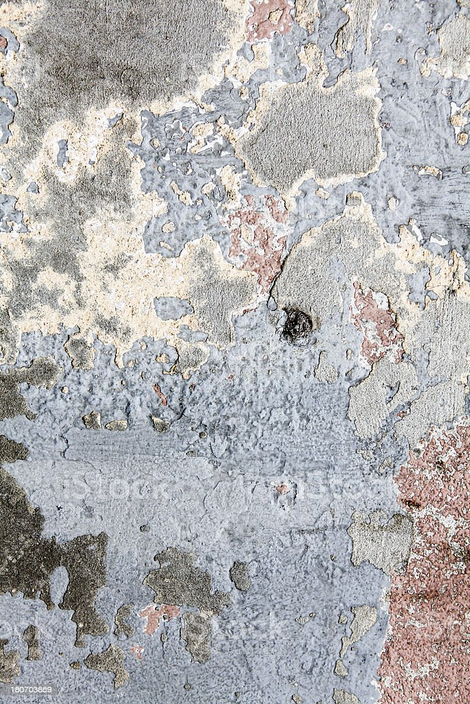 Grunge Background Texture: Painted Cement royalty-free stock photo