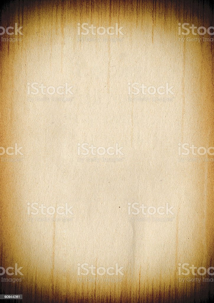 Grunge Background w/ Vignette royalty-free stock photo