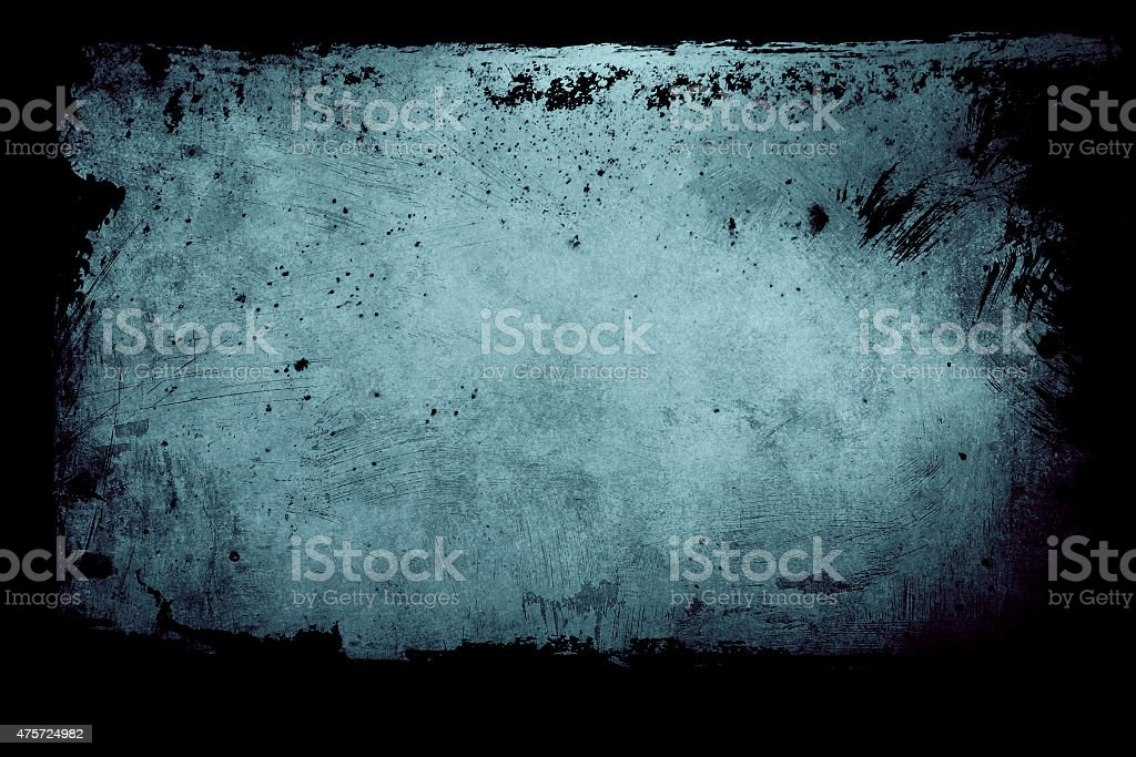 grunge background with frame stock photo