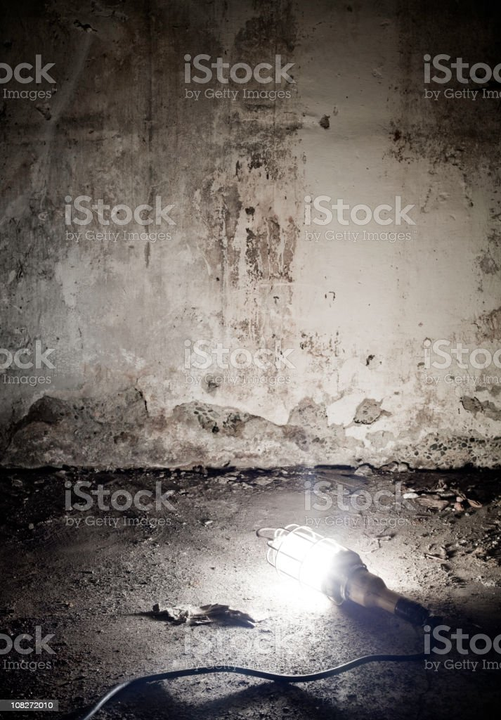 Grunge Background with Light royalty-free stock photo