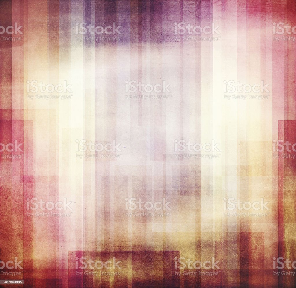 Grunge background with stripes stock photo