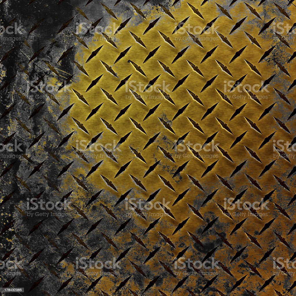 Grunge background,concept of metal plate royalty-free stock photo