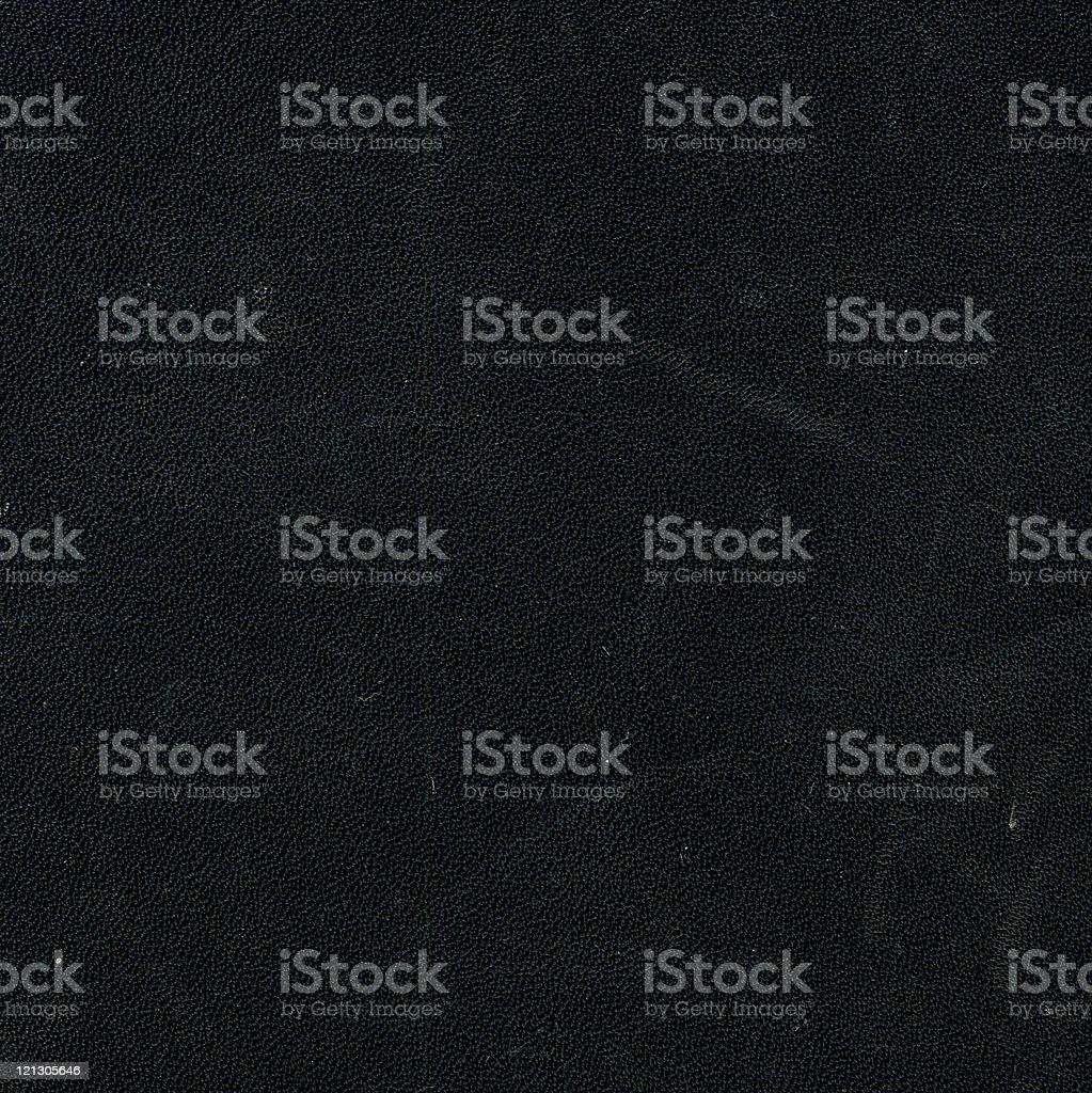 grunge black leather royalty-free stock photo