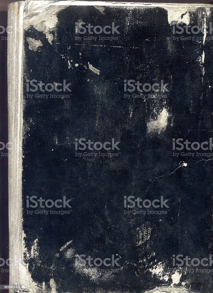 Grunge black paper royalty-free stock photo