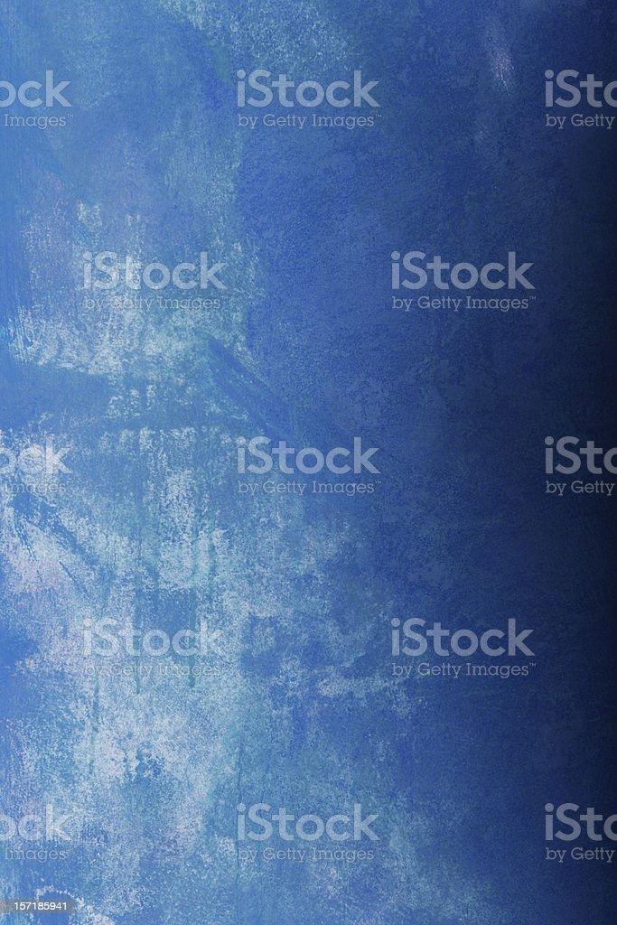 Grunge blue background royalty-free stock photo