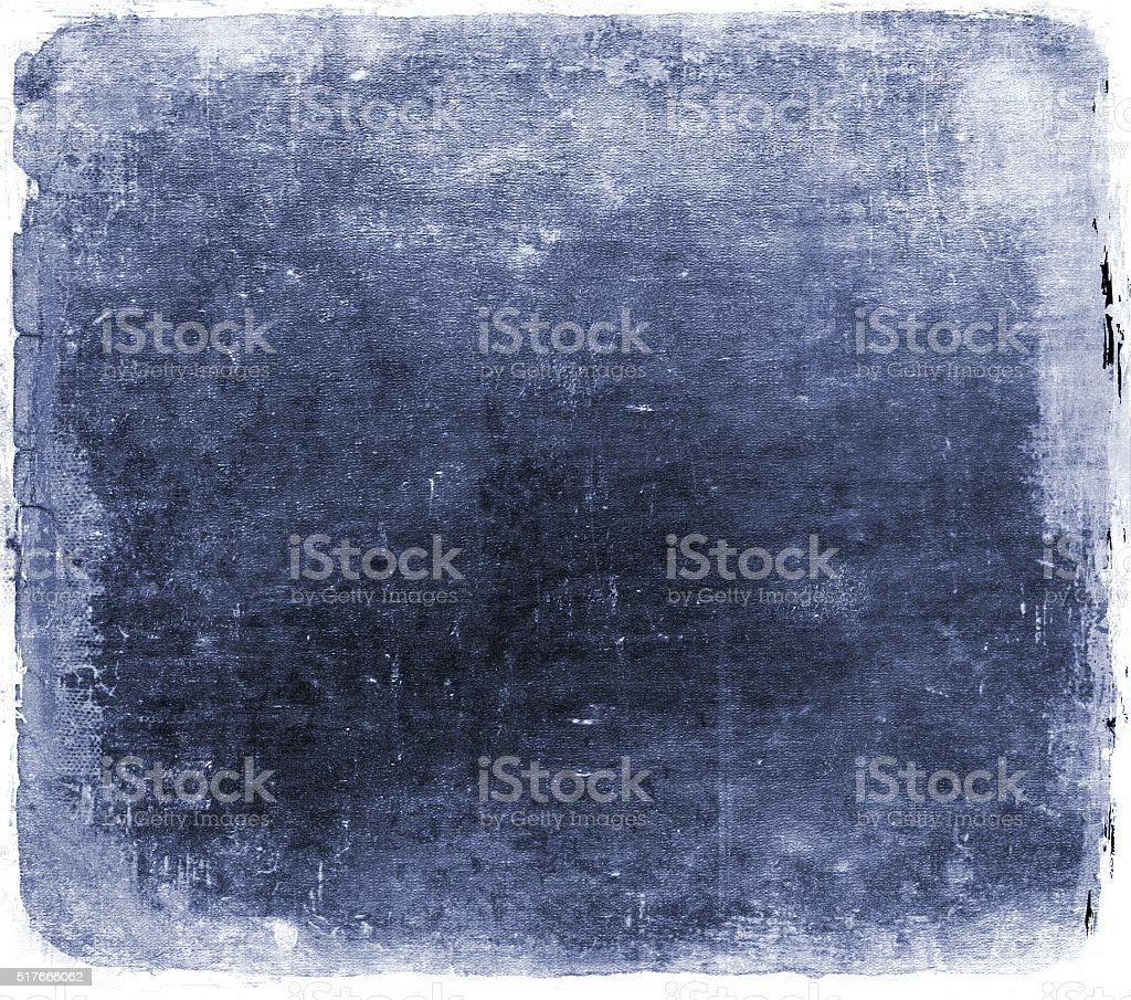 Grunge blue texture background stock photo