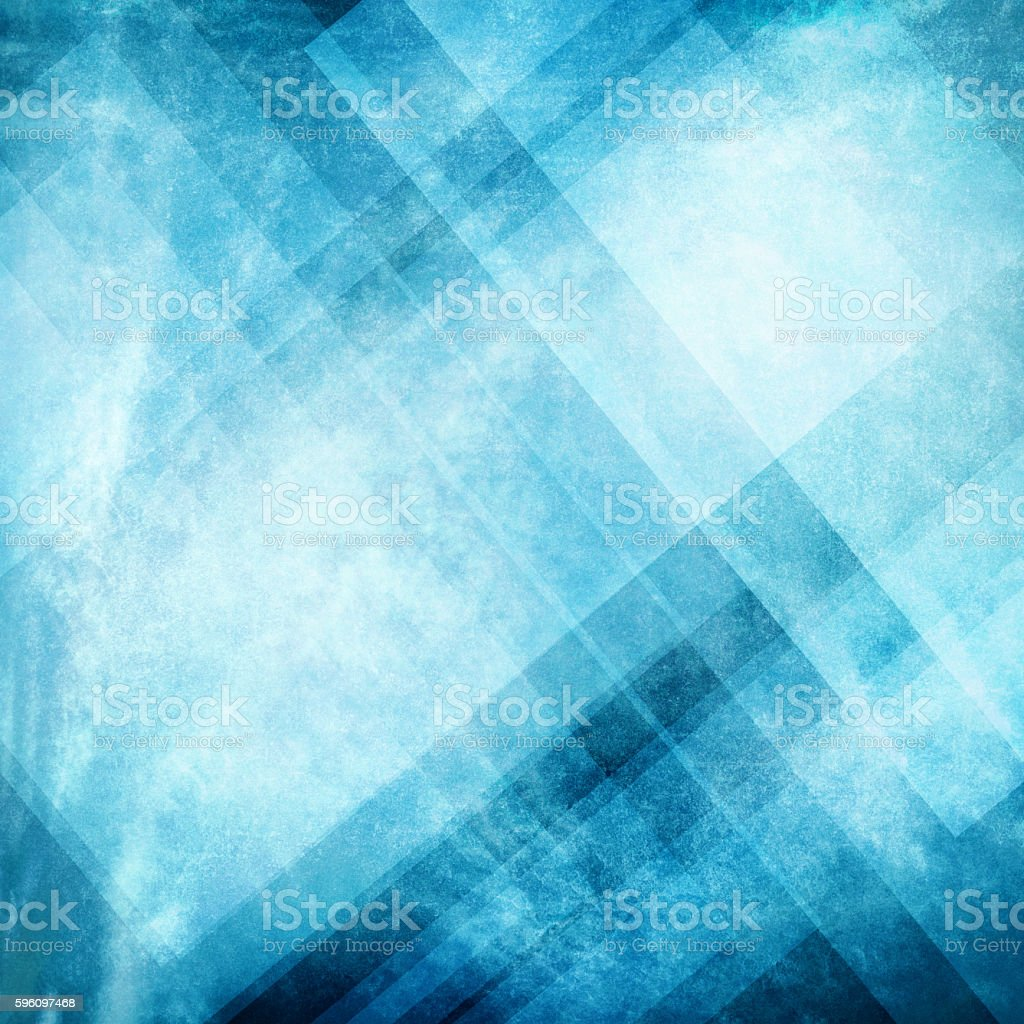Grunge blue texture background stock photo