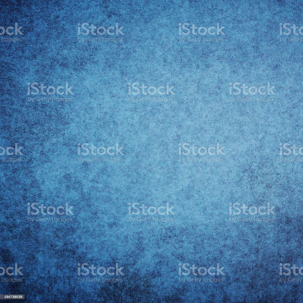 Grunge blue texture or background with Dirty or aging. stock photo