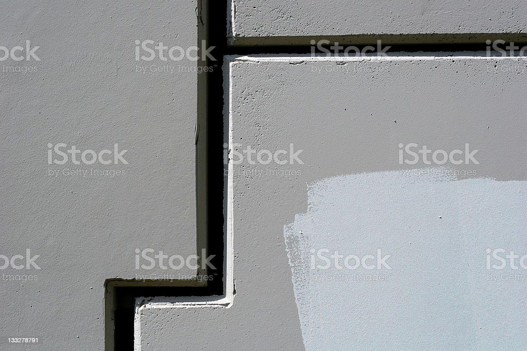 Grunge Borders stock photo