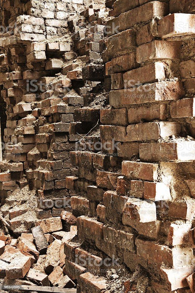 Grunge Brick royalty-free stock photo