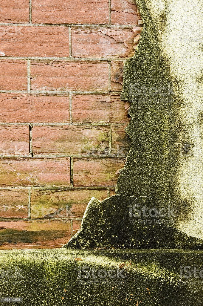 Grunge Brick royalty-free stock photo