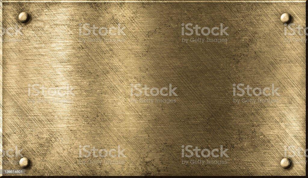 grunge bronze or brass metal background stock photo