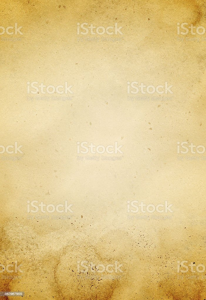 Grunge brown paper texture background royalty-free stock photo