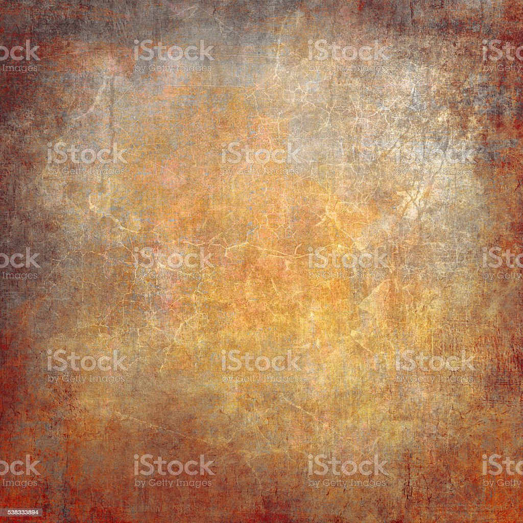 Grunge brown paper textured stock photo