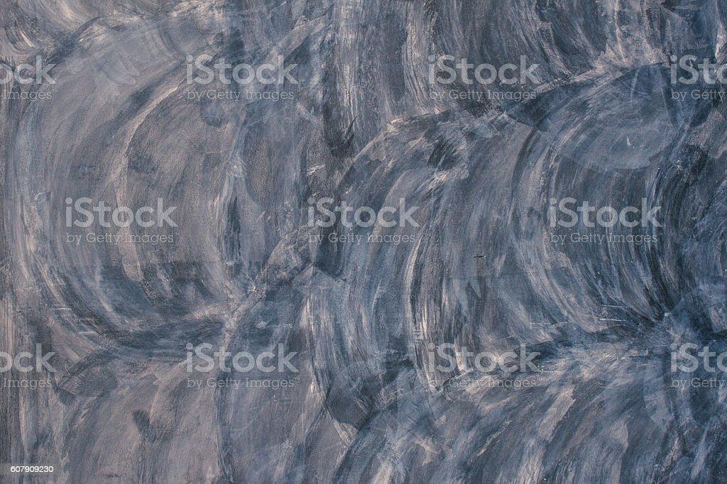 Grunge brush strokes wall. stock photo