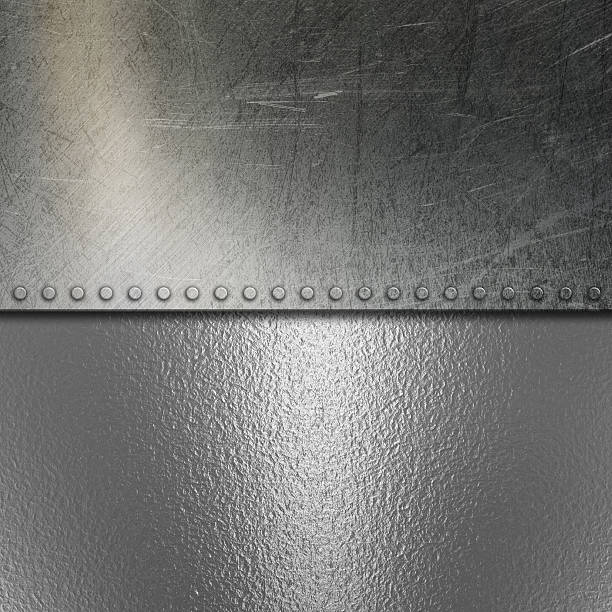chrome metal background - photo #4