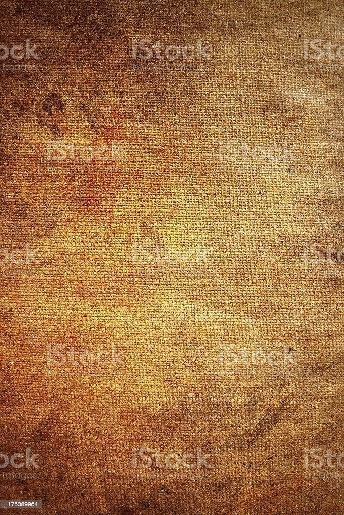 Grunge Canvas Background royalty-free stock photo