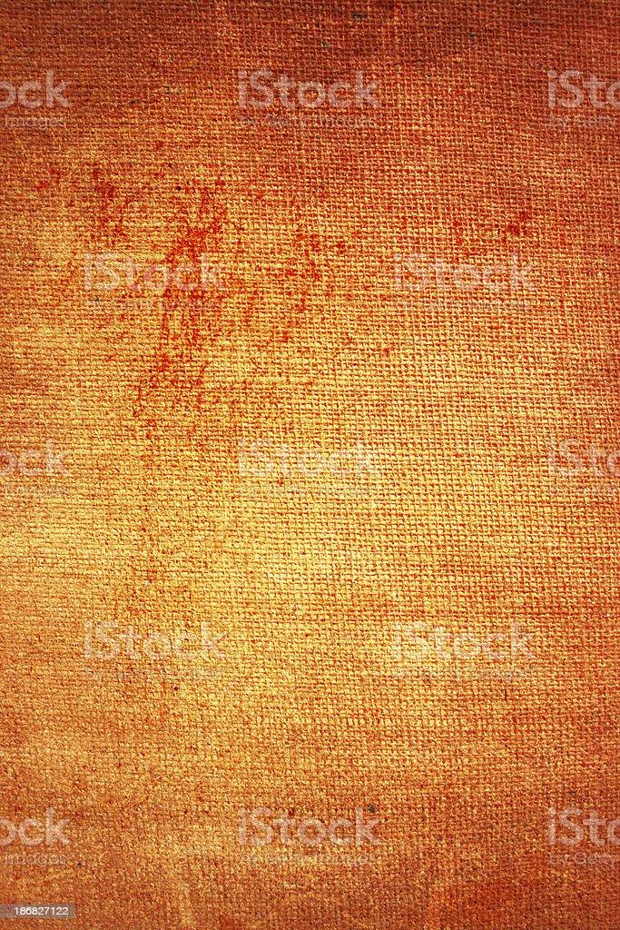 Grunge canvas royalty-free stock photo
