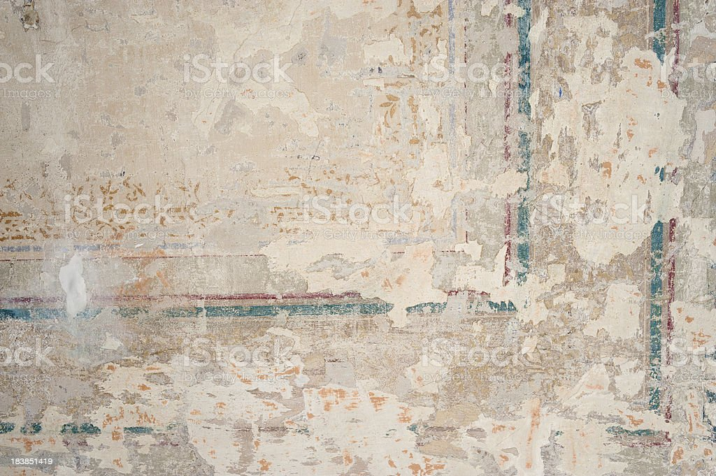 Grunge Ceiling Background stock photo