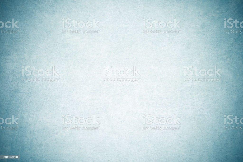Grunge cement wall texture background, interior design, vintage, blue tone stock photo