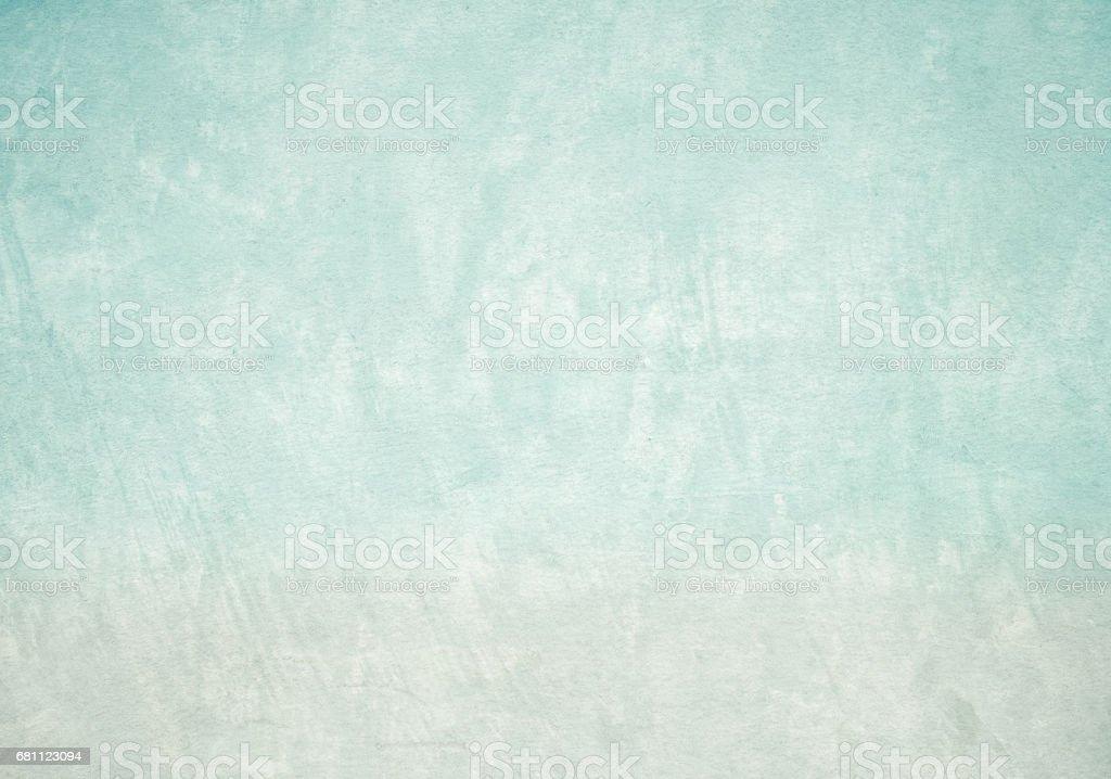 Grunge cement wall texture background, interior design, vintage, green tone stock photo