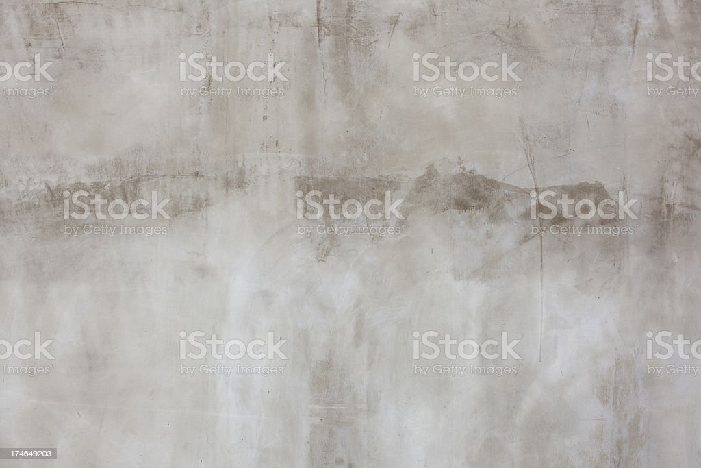 XXXL Grunge Concrete Wall as Background royalty-free stock photo