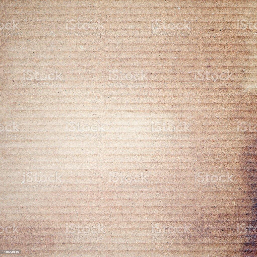 grunge corrugated cardboard stock photo